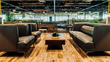 Waterman's co-working space at Caribbean Park