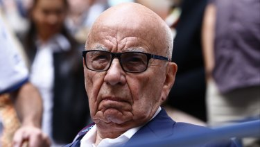 Comcast and Disney are vying for Rupert Murdoch's 21st Century Fox.