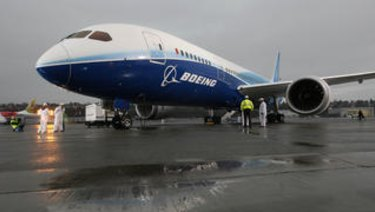 The NMA would sit between Boeing's 737 and 787.