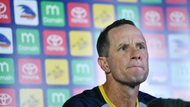 Crows coach Don Pyke says there were no issues with the pre-season camp.