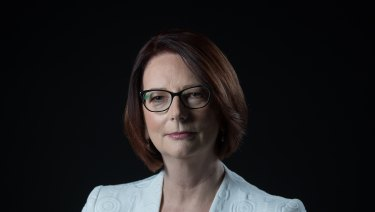 Former Labor Prime Minister Julia Gillard had a harsh time in parliament, which she and others suggest was because she is a woman