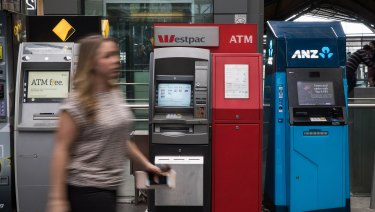 The New Payments Platform is not  being offered at ANZ or Westpac yet.