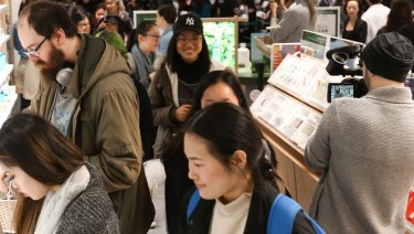 K-beauty brand Innisfree has arrived at GPT's Melbourne Central Mall.