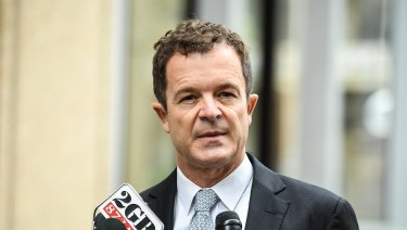 "Attorney General Mark Speakman says defamation laws need a ""cyber-age reboot""."