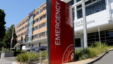 The Alfred Hospital is confirmed that it was reducing the non-essential power on Friday.