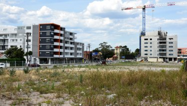 This Canterbury Road development is one of a number of controversial projects approved by the former council.