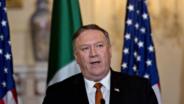 US Secretary of State Mike Pompeo was in North Korea again on Wednesday.