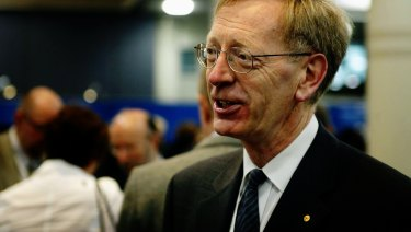 Former High Court judge Kenneth Hayne will head the banking royal commission.