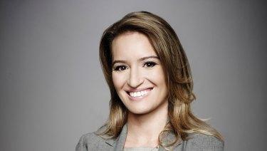 NBC News correspondent Katy Tur.
