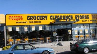 The chain has 18 stores around Victoria.