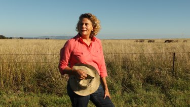 Fiona Simson, president of the National Farmers' Federation.