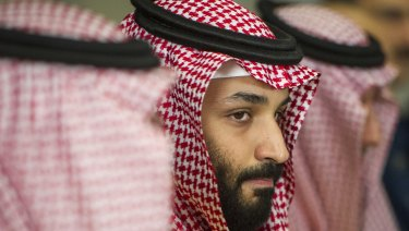 Saudi crown prince Mohammed bin Salman is on a visit to the US.