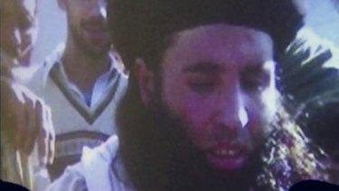 Undated footage of Mullah Fazlullah.