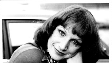 Cornelia Frances has played numerous roles over the decades.