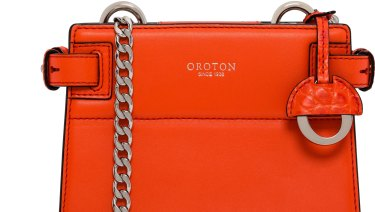 Oroton has faced a flurry of new offshore popular competitors like Furla, Kate Spade and Michael Kors - all of whose product is pitched at a similar price point.