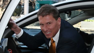 Voters gave Senator Cory Bernardi's Australian Conservatives the thumbs down.