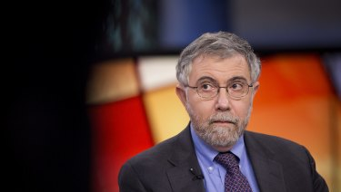 'Something scary' could be ahead: Nobel Prize-winning economist Paul Krugman.