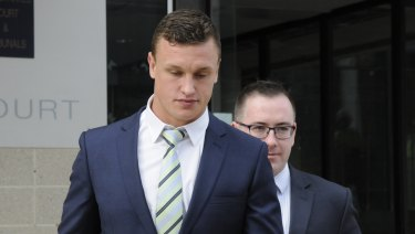 The NRL has banned Jack Wighton for 10 weeks and fined him $30,000.