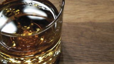 Busting the beer budget: Rare Scotch whisky.