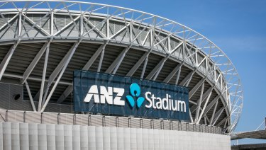 The ANZ Stadium refurbishment option is more than $500 million cheaper than the 75,000 seat knock down and rebuild option.