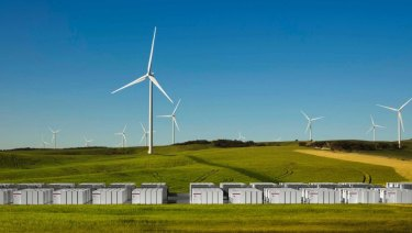The combination of renewables plus storage at Hornsdale is changing Australia's energy market.