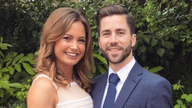 Elizabeth Hasler shares a Randwick apartment with her fiance who was in court to support her.