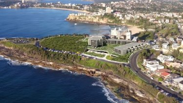 Harbord Diggers has proposed a $160 million development at its Northern Beaches site.