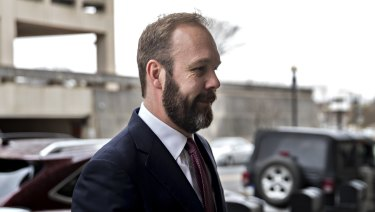 Rick Gates, former deputy campaign manager for Donald Trump, has already pleaded guilty.