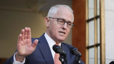 On Monday, it's likely The first is that Malcolm Turnbull will lose his 30th Newspoll in a row.