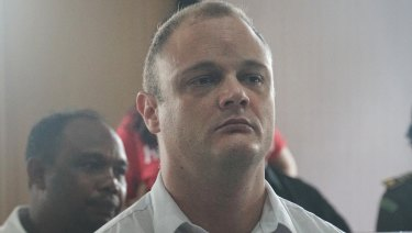 Isaac Emmanuel Roberts has most likely avoided the death penalty over drug charges in Bali.