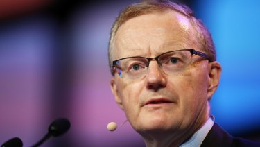 "RBA Chief Philip Lowe sees a ""cost control mentality"" amid companies struggling to keep up."