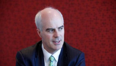 "Medibank chief executive Craig Drummond said the private health funds need to ""do more to address out of pocket costs"""