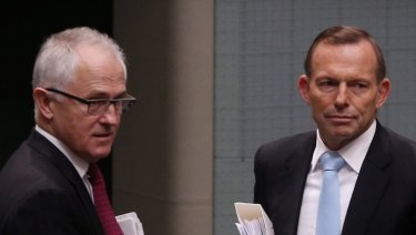 Malcolm Turnbull and Tony Abbott are likely to square off again over the question of party reform.