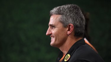Tigers coach Ivan Cleary.