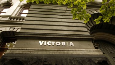 Victoria University wants to develop behind the old Titles Office.
