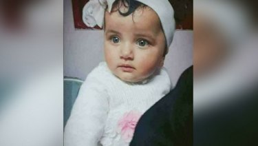 Leila Anwar Ghandoour died during deadly protests between Palestinians and Israeli soldiers.