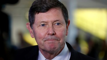"""Victorian federal MP Kevin Andrews is linked to the so-called """"Menzies-Warrandyte"""" branch of the Young Liberals."""