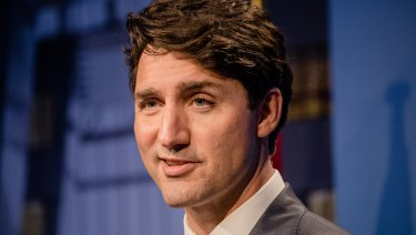Justin Trudeau, Canada's prime minister, has announced $2 billion in funding for women entrepreneurs.