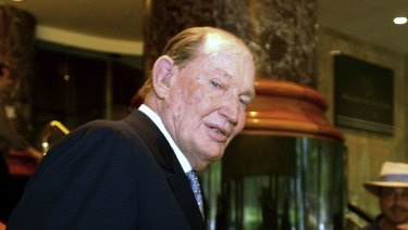 'Pragmatist': Kerry Packer.
