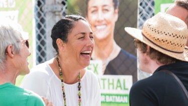 Greens Candidate for Batman Alex Bhathal