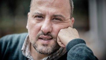 Released on bail: Ahmet Sik, an investigative journalist of opposition newspaper Cumhuriyet.