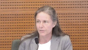 Karen Cox, Financial Rights Legal Centre at the Royal Commission