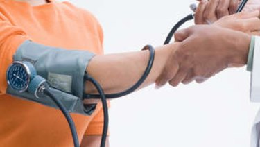 There could be a link between high blood pressure and chronic stress.