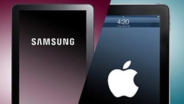 The long-running court battle   between Apple and Samsung over patent infringements has entered another round.