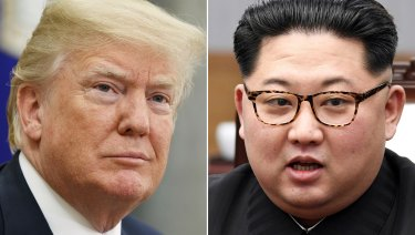 Trump has pulled out of the summit with Kim, which was planned for June 12 in Singapore.