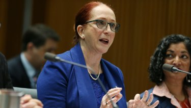 Human Rights Commission boss Rosalind Croucher has expressed support for changing the name of the Race Discrimination Commissioner.