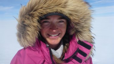 Jade Hameister, 16, is the youngest person to complete the Polar Hat Trick.