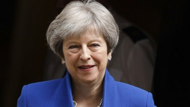 May avoided an embarrassing showdown and has kept Brexit legislation on track.