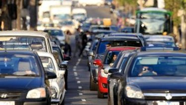 It doesn't have to be this way. Traffic congestion is the biggest brake on Victoria's economy.