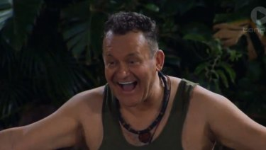 Paul Burrell was the fifth campmate evicted from I'm a Celebrity.